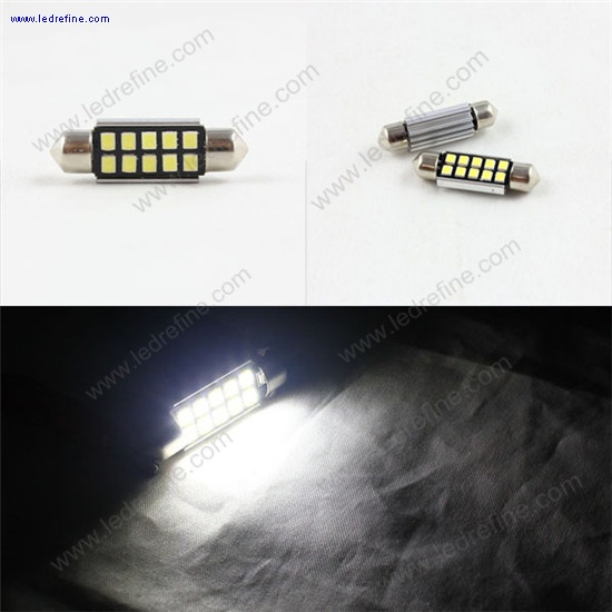 39mm 3528smd 10smd canbus festoon bulb