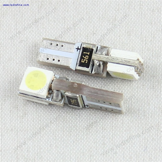 T5 led bulb 5050smd interior light