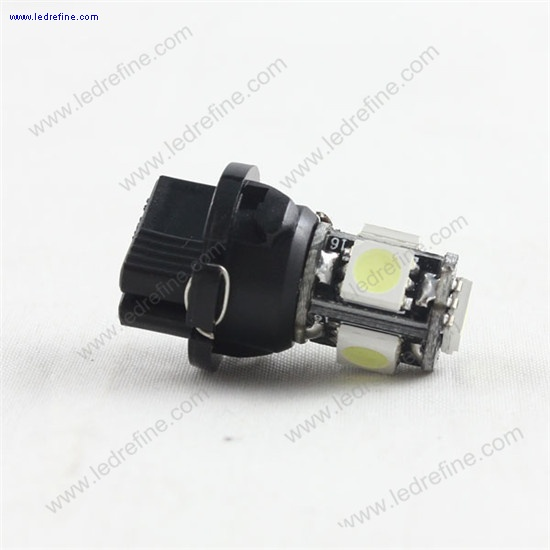 T5 led bulb 5050 5smd interior light