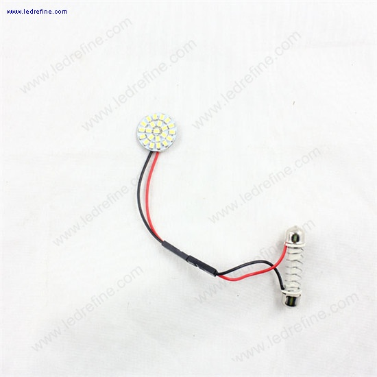 T10 festoon led interior light