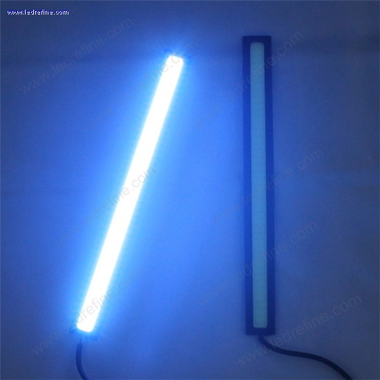 17cm cob led drl strip