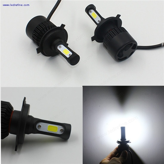 N2 H4 led headlight
