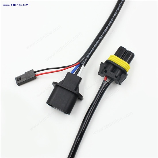 h13 hid relay harness