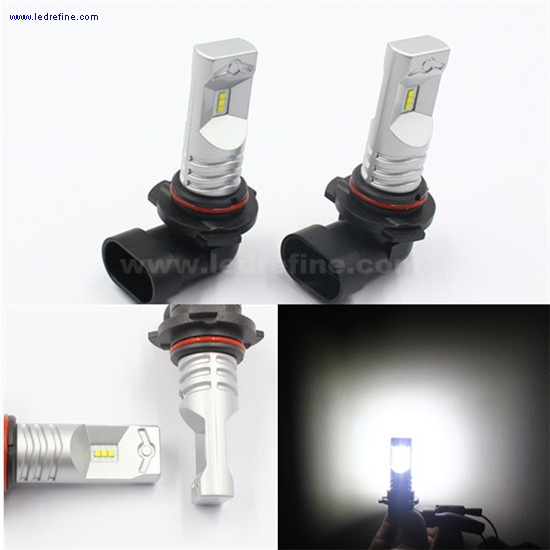 30w 10G 9006 led fog lamp