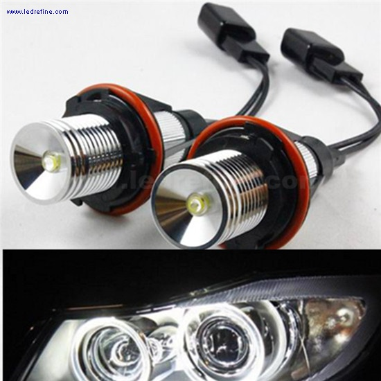 e39 3w 5w  led angel eyes For bmw
