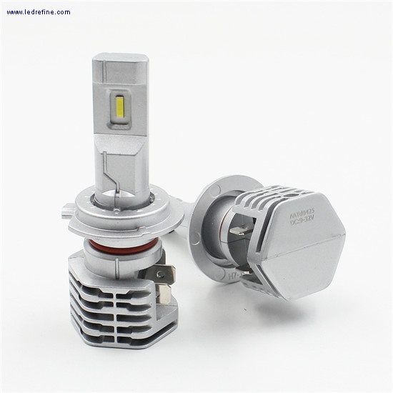 11000LM M4 mini H4 h7 h11 Car LED Headlights