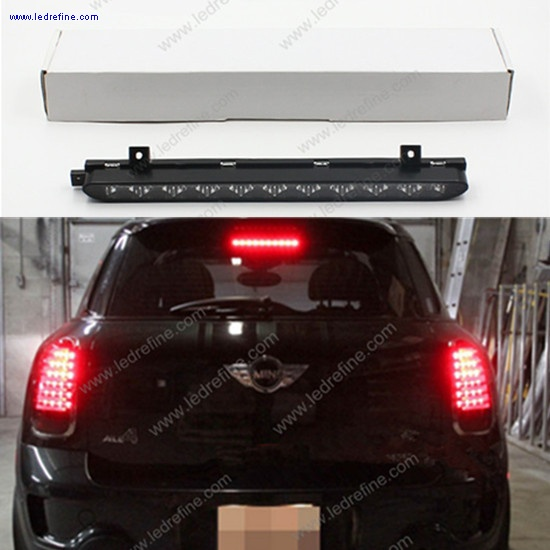 bmw mini cooper R56 third brake light