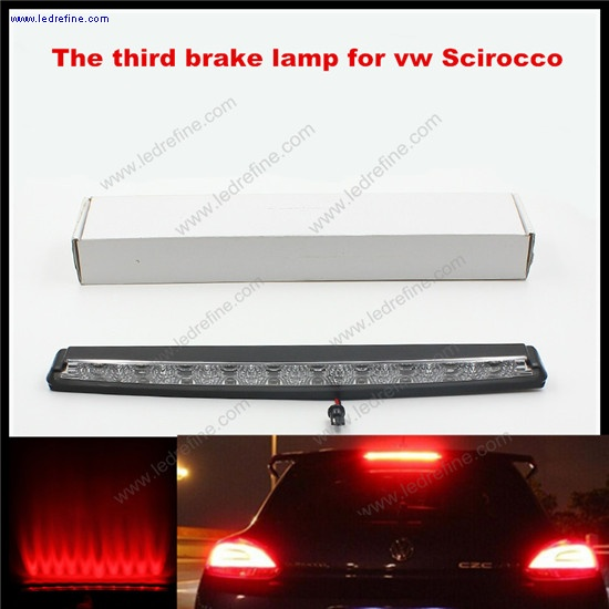 VW Scirocco third brake light